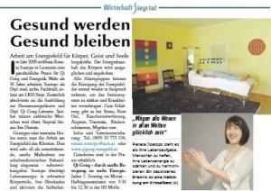 Wirtschaft Steyrtal Journal 01